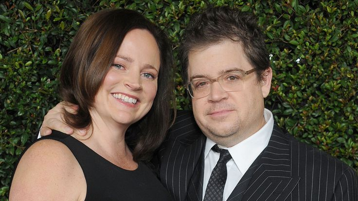 """Patton Oswalt On Late Wife Michelle McNamara: """"Funerals Are Final But There's No Closure""""  The noted true-crime author was 46.  read more"""