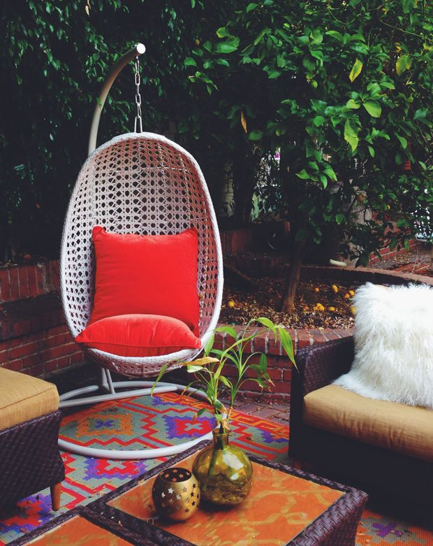 High Fashion Home 75 best hanging chairs