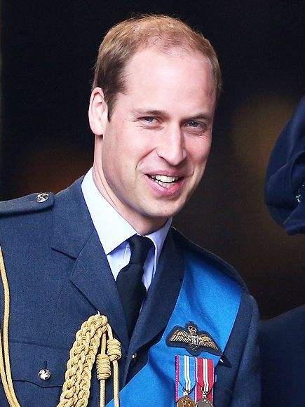 Royal in Seat 4B! Prince William Flies Budget Airline to Scotland