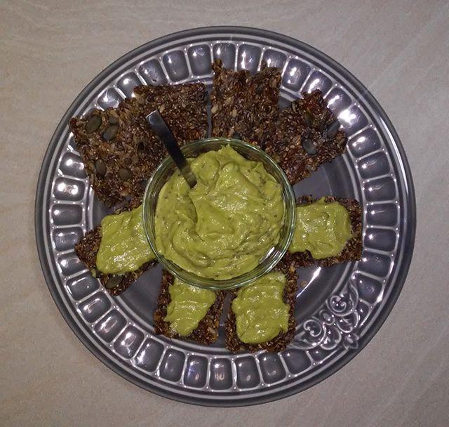 avokádová nátierka