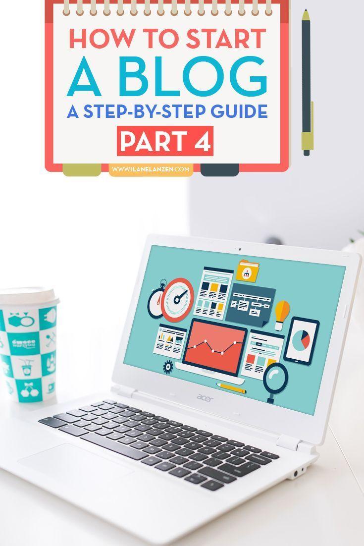 How to start a blog   http://www.ilanelanzen.com/how-tos/how-to-start-a-blog-a-step-by-step-guide-part-4/