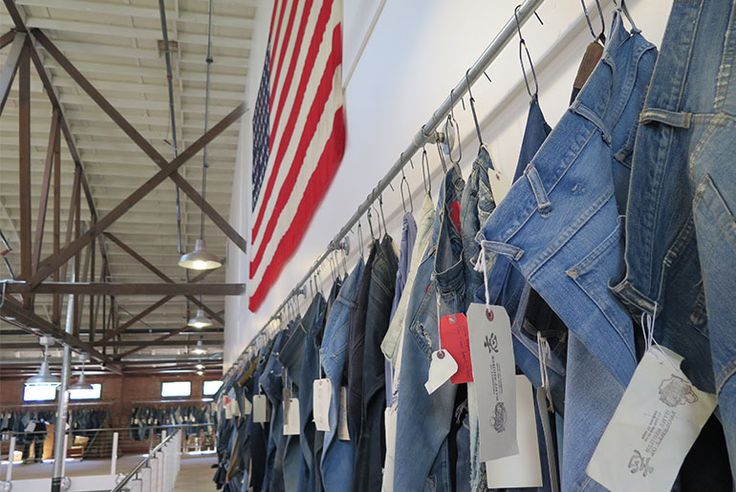 How does a does a brand operate a big business while still maintaining a creative, pioneering spirit? Levi's might just have the answer. Go to: http://rwrdn.im/levis-eureka-lab