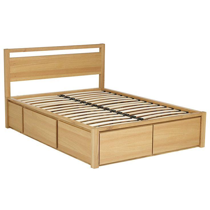 bed schlafzimmer aufbewahrunglagerbettenbett kopfteileschlafcouchjohn lewis - Hausgemachte Kopfteile Fr Betten