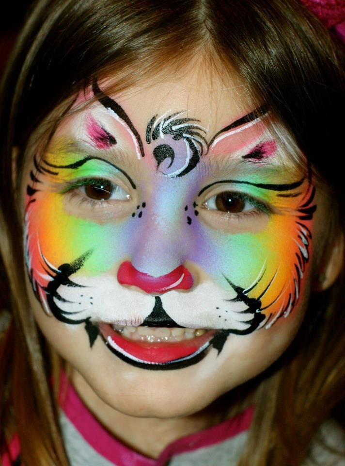 23 best images about Facepainting - Laura Oliver on ...
