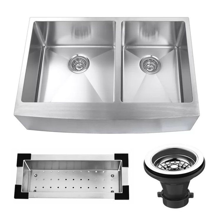 Stainless Steel Farmhouse Sinks Discover the best