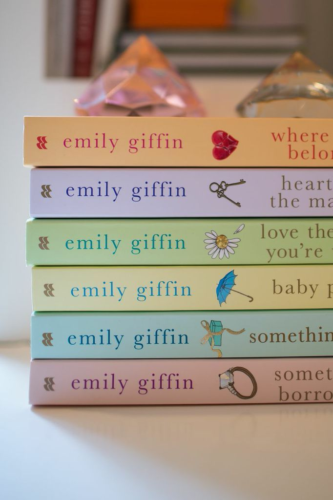 Bestselling Author Emily Giffin #theeverygirl #author #career