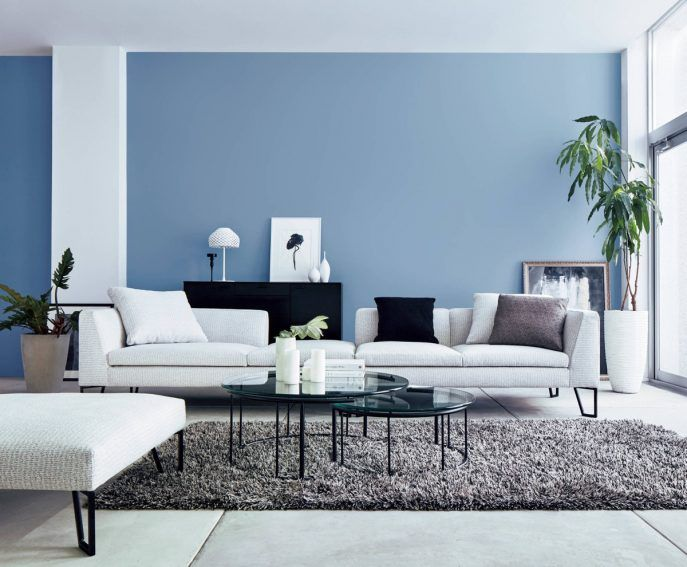 Living Room Navy Blue Living Room Furniture Blue Furniture Two Colour Combination For Liv Blue Living Room Decor Blue Living Room Living Room Color Combination