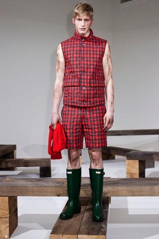 dirty boy. John Bartlett Fall 2012 Menswear