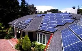 how to install solar panel