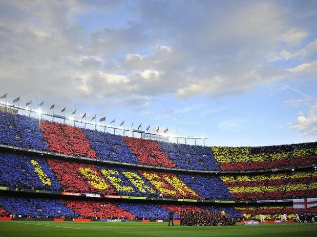 amazing experience... Camp Nou Barcelona