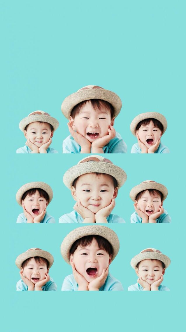 Aigooooo loving these triplets now