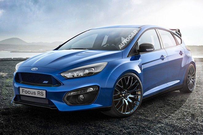 第3世代のフォード・フォーカスRSは335ps - 海外ニュース | オートカー・デジタル - AUTOCAR DIGITAL
