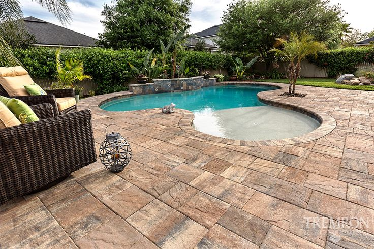 77 Best Pool Deck Images On Pinterest Decking Patio