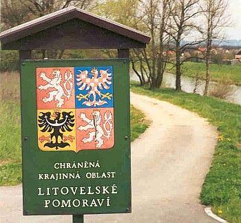 K vycházce je ideální CHKO Litovelské Pomoraví, které je protkáno turistickými stezkami.
