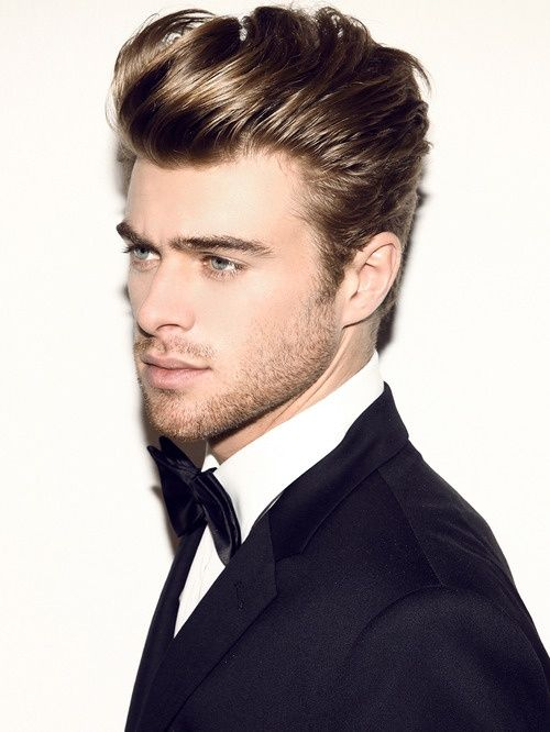 Best Retro Modern Hairstyles Images On Pinterest Beach - Men's hairstyle gallery 2014