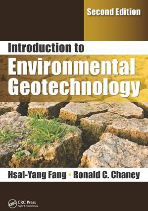 Introduction to Environmental Geotechnology, Second Edition: 2nd Edition (Hardback) book cover