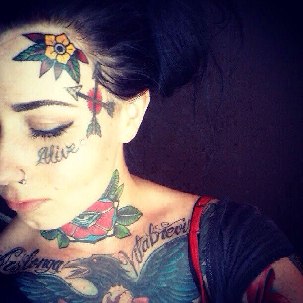17 Best Images About Tattoo And Paint On Pinterest