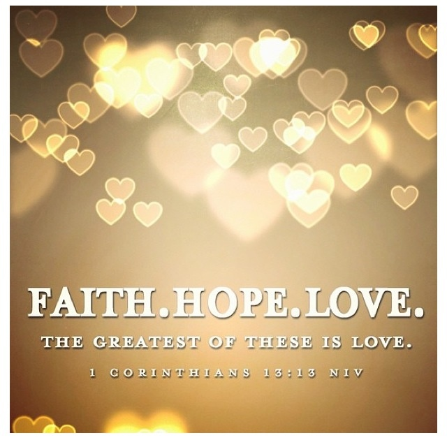 Love Faith Hope Quotes: 103 Best To Faith, Hope & Love Boards.... Images On