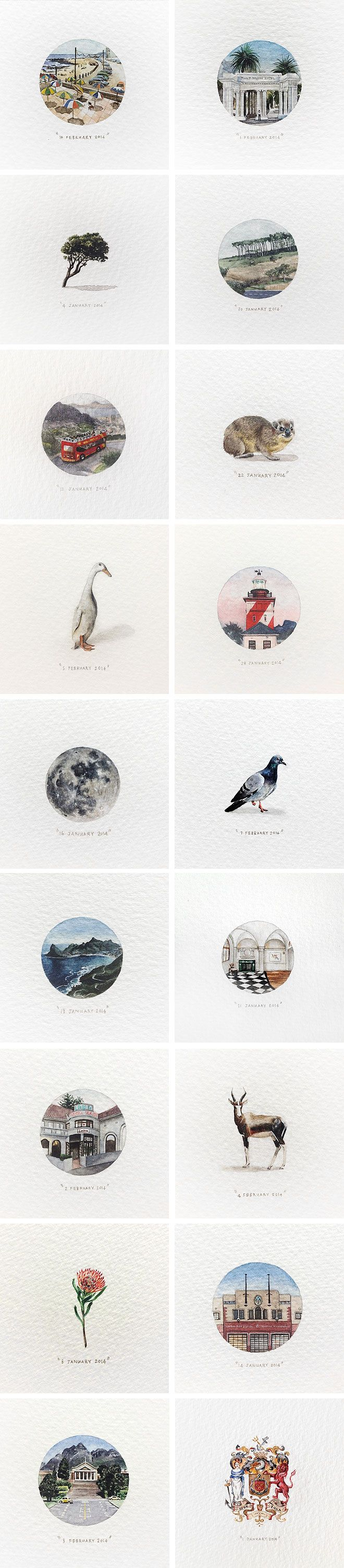 Lorraine Loots // Paintings for Ants