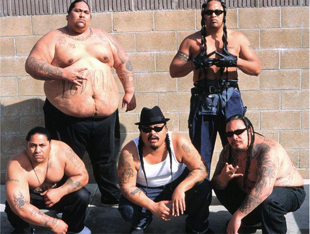 Boo Yaa Tribe. Samoan