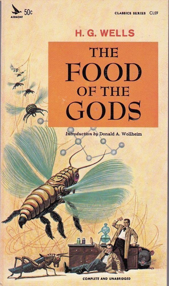 THE FOOD OF GODS 1965 HG Wells
