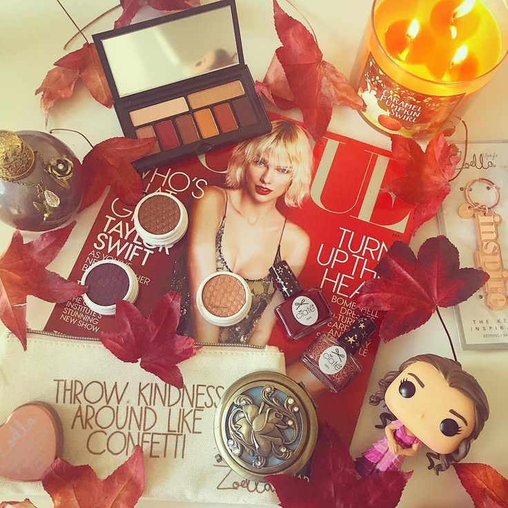 """It's been a while since I have even heard from you, (heard from you), I should just tell you to leave 'cause I"" @taylorswift ��❤️�������� @taylornation #taylorswift #taylurking #taylorlurking #swiftie #swiftiestrong #bathandbodyworks #smashbox #hermionegranger #funko #colourpop #zoellabeauty #ciate #smashboxxshaymitchell #shaymitchell #zoellalifestyle #vogue #magazineaddict #magazinejunkie #autumn #autumnleaves #fall #fallleaves #australia…"