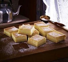 Vanillepudding-Kuchen