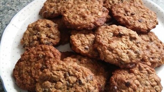 Vegan Chocolate Chip Oatmeal And Nut Cookies Recipe Vegan Cookies Lactation Cookies Vegan Chocolate