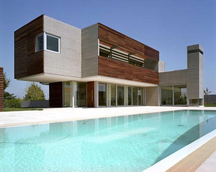 Residence in Larissa
