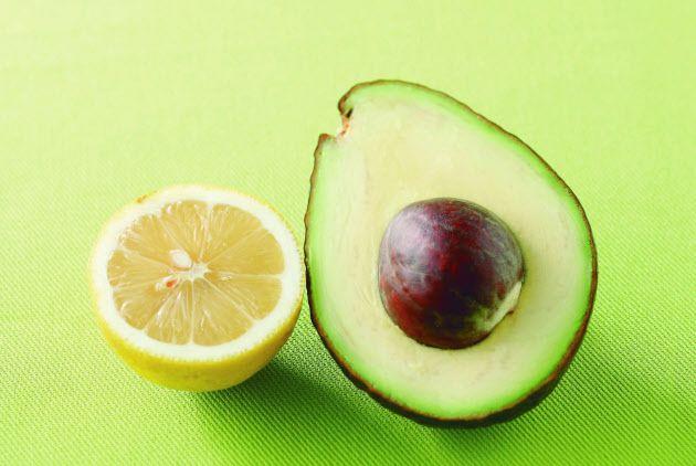 アボカド&レモンダイエットで疲れにくく、美肌に  WOMAN SMART NIKKEI STYLE