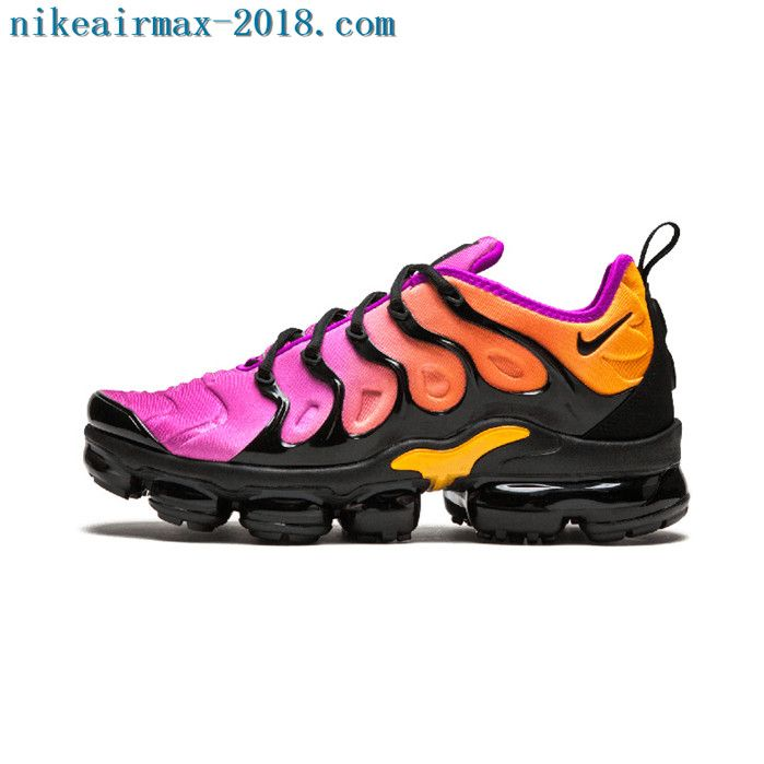 finest selection 85544 0f0c5 2018 Nike Air Vapormax Plus Sherbet Womens Sneakers Pink ...