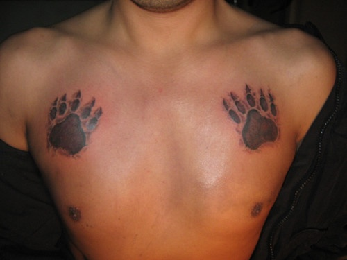 #Ink #Bear #Claw #Tattoo #Tatuaje #Garra #Oso #Tinta