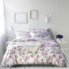 Подросток цветочные пододеяльник постельные принадлежности для продажи 100% хлопок для подарка(China (Mainland))