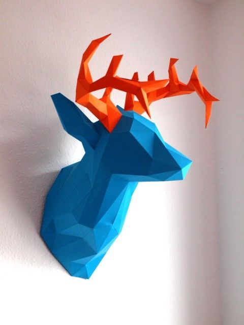 Create faceted papercraft-objects - Español