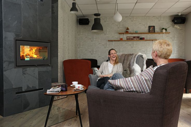 Do your need #inspiration for your #newhome? Then have a look at #RAIS500 and the other #fireplaces from #RAIS.