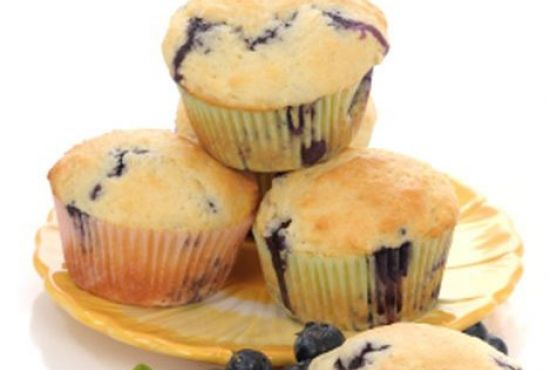 Moist and fruity muffins…the ideal breakfast for when you're on- the-go,or a fab treat for your children's lunchbox.