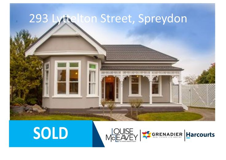 293 Lyttelton Street, Spreydon #Auction