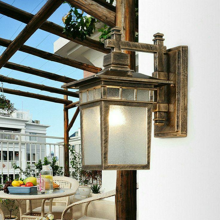 Outdoor Light Wattage 9 best outdoor lighting images on pinterest exterior lighting gardenscape collection elegant balcony lamp outdoor workwithnaturefo