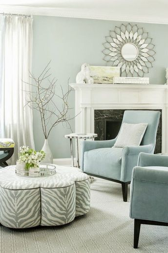 love the nantucket fog benjamin moore paint color living room rh pinterest com
