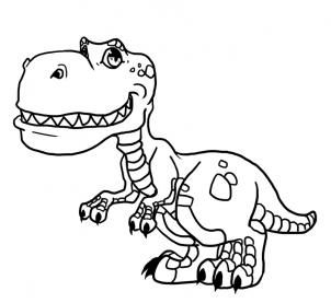 How to Draw Cute Dinosaurs, Cute Dinosaurs, Step by Step ...