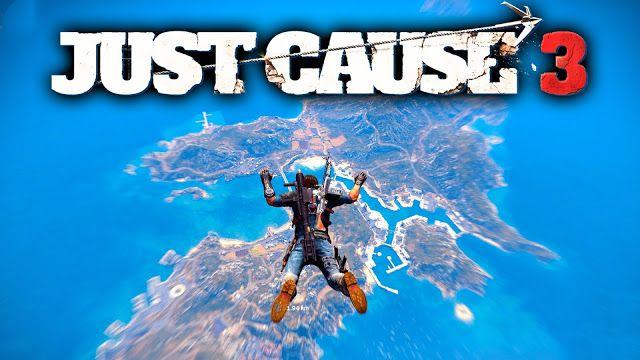 Just Cause 3 La Một Tro Chơi Video Phieu Lưu Hanh động được Phat Triển Bởi Avalanche Studios Va được Xuất Bản Bởi Square En Just Cause 3 Just Cause 2 Wallpaper