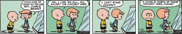 Peanuts Begins Comic Strip, December 26, 2016     on GoComics.com