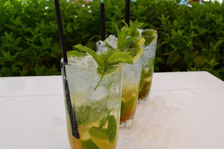 Just Mojito...at Theion Sea Bar