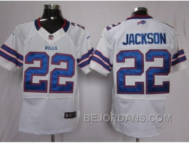 http://www.bejordans.com/free-shipping-60-off-nike-nfl-buffalo-bills-22-jackson-white-elite-jerseys.html FREE SHIPPING ! 60% OFF! NIKE NFL BUFFALO BILLS #22 JACKSON WHITE ELITE JERSEYS Only $20.00 , Free Shipping!