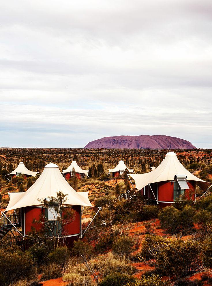 Road Trip - Longitude 131 - Uluru - The Northern Territory - Australia - Photography by Kara Rosenlund