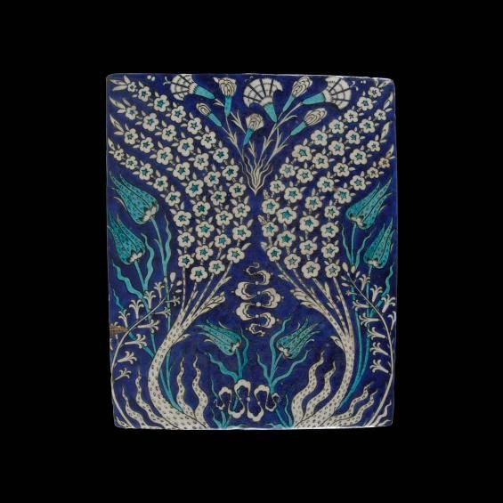 More information (and gorgeous photos) of Iznik and Ottoman Ceramics