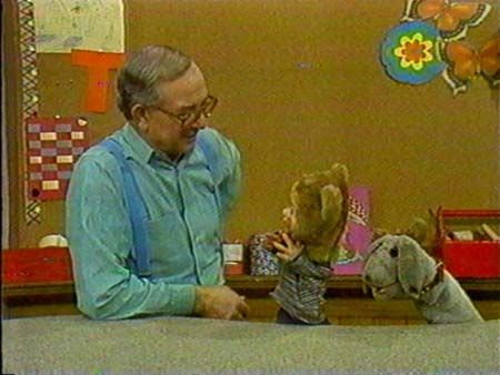 Mr. DressUp with Casey and Finnigan. Loved this show.