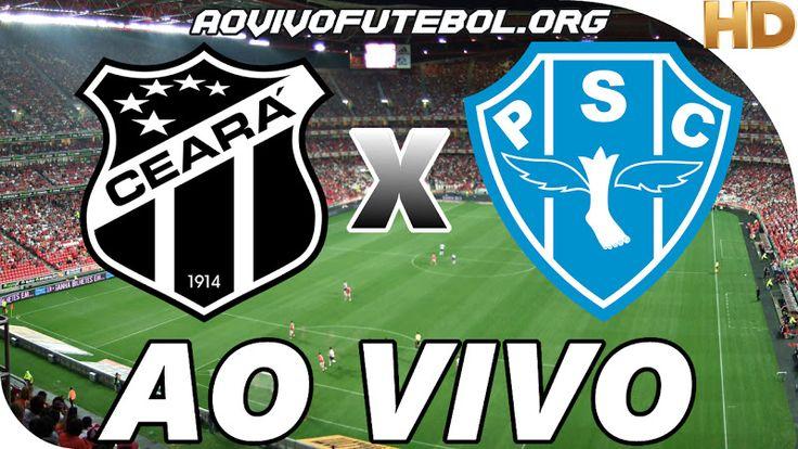 Ceará x Paysandu Ao Vivo - Veja Ao Vivo o jogo de futebol entre Ceará e Paysandu através de nosso site. Todos os grandes jogos...