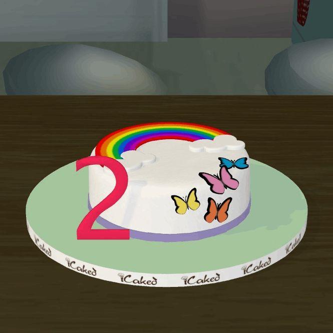 2 yaş butik doğum günü pastası, özel tasarım çocuk pastaları, icaked 2 yas pastası butik pasta, ankara butik pasta
