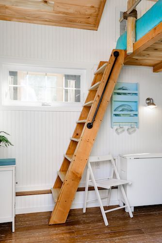 find this pin and more on tiny house stairs ladders - Tiny House Stairs